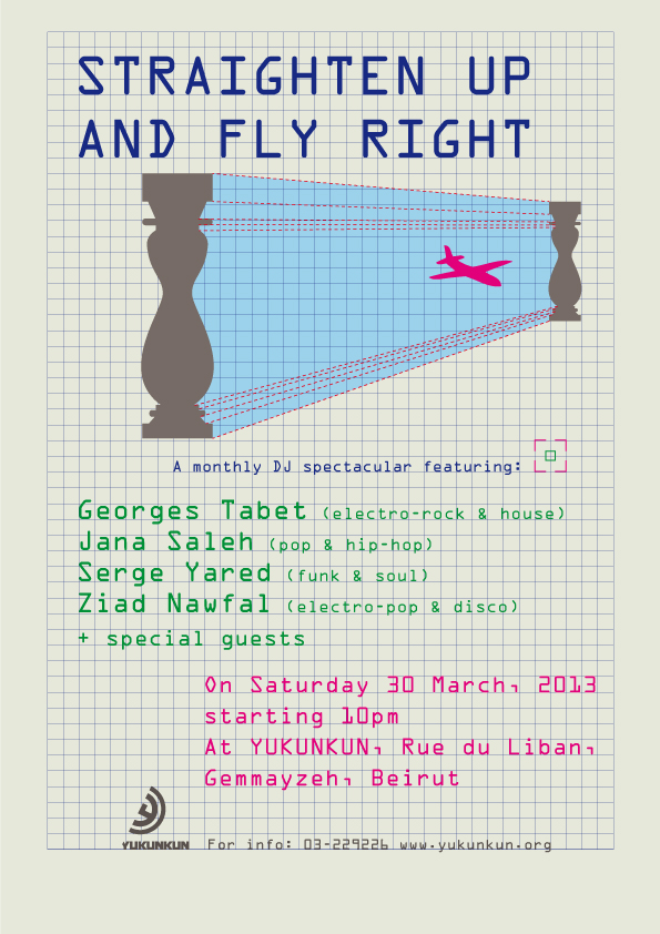 poster-straighten-up-and-fly-right-march